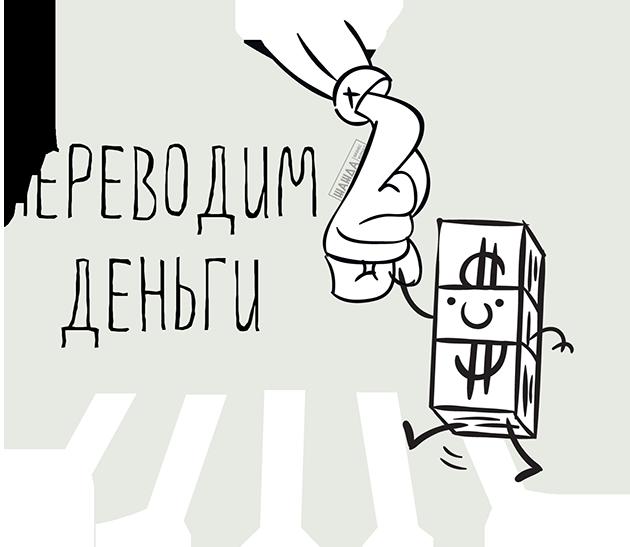 Как перевести деньги на расчетный счет ИП