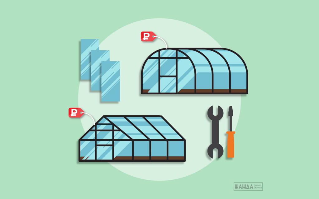 Бизнес план теплицы: как организовать тепличный бизнес с нуля