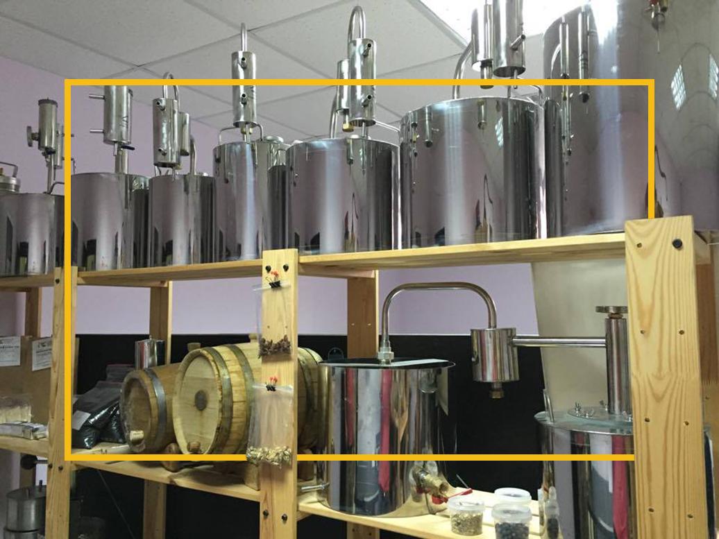 Лаборатория самогона