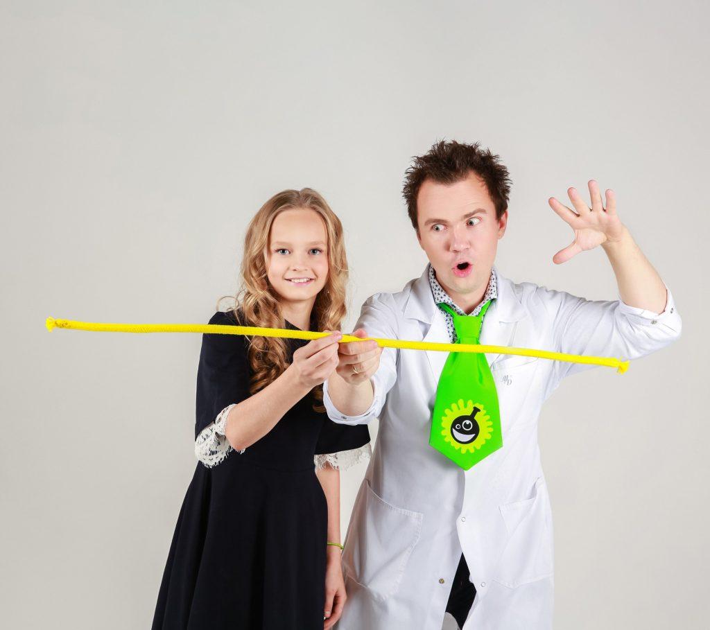 Научно-познавательные шоу для детей как бизнес , вложения: от 200000 руб.