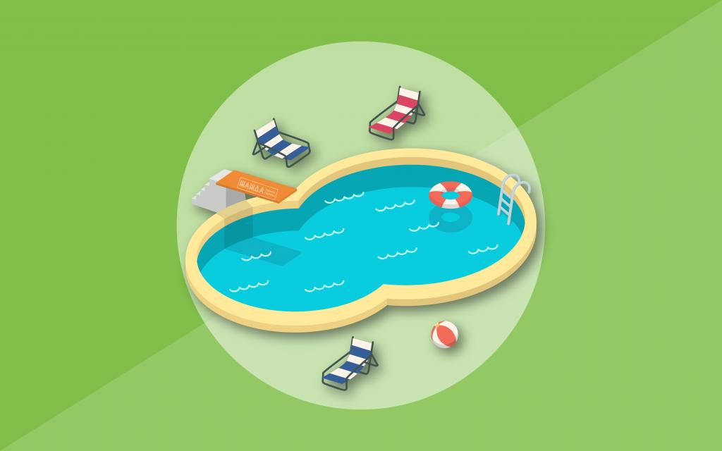 Обслуживание бассейнов бизнес в чистоте