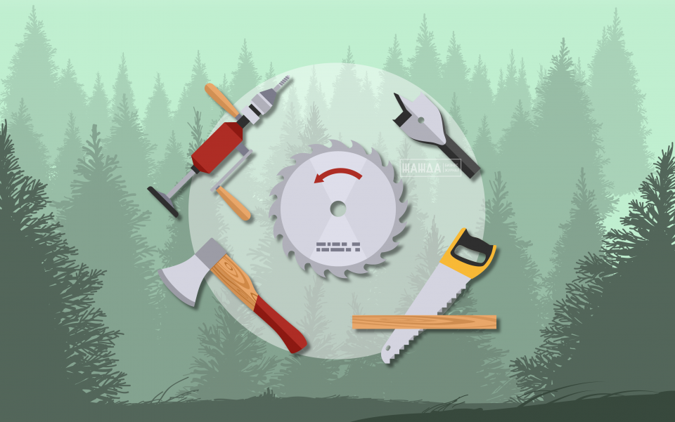 Как открыть деревообрабатывающее предприятие