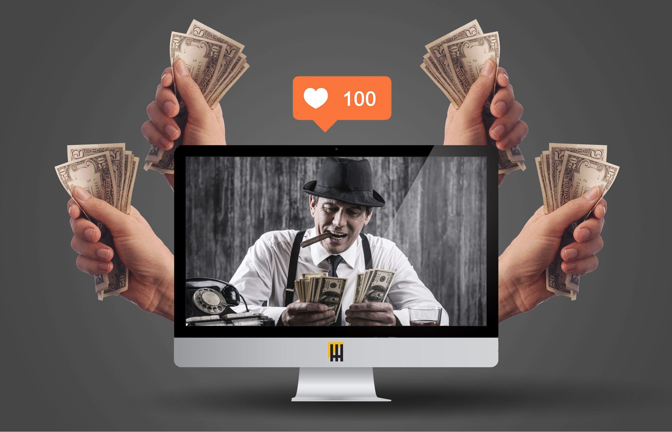 500 долларов в день в казино
