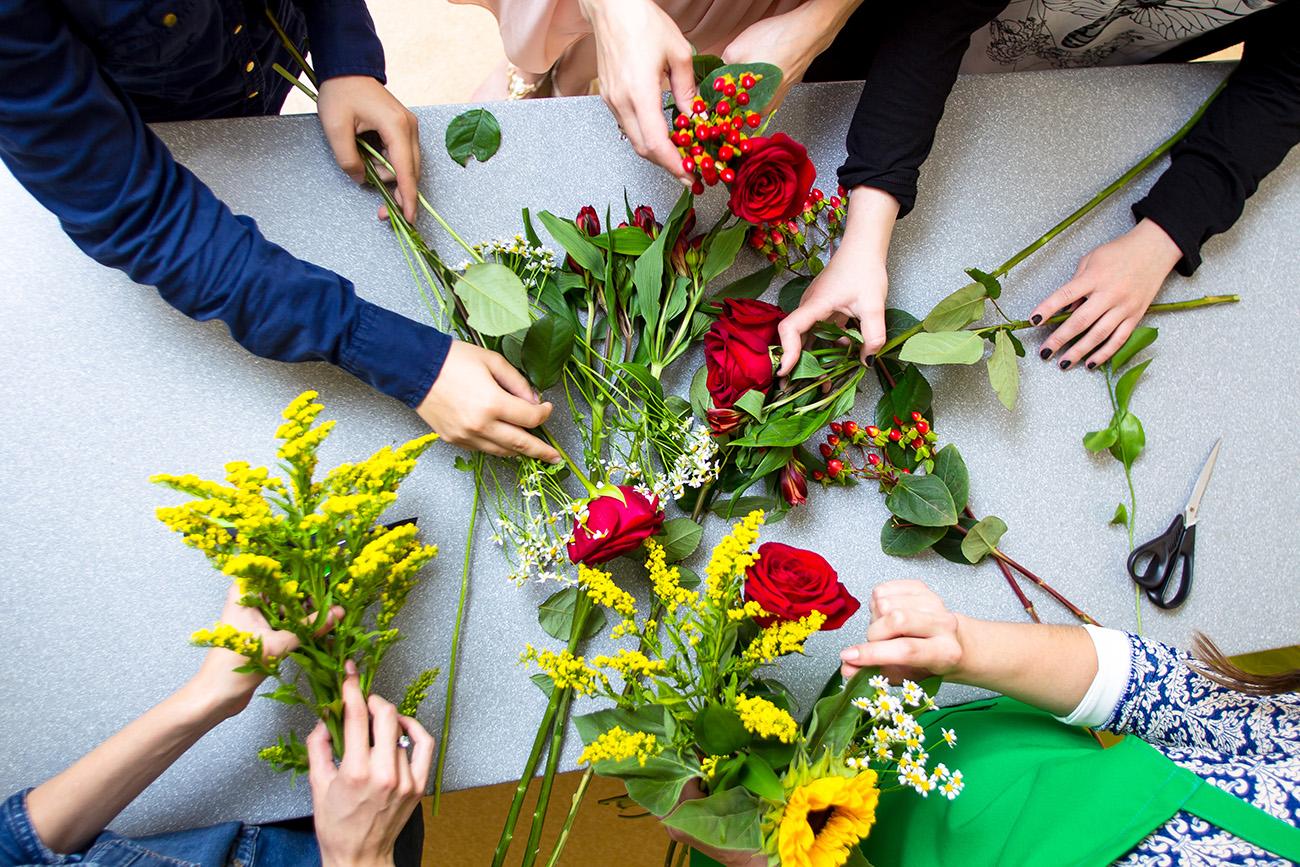 Как открыть интернет-магазин цветов с нуля