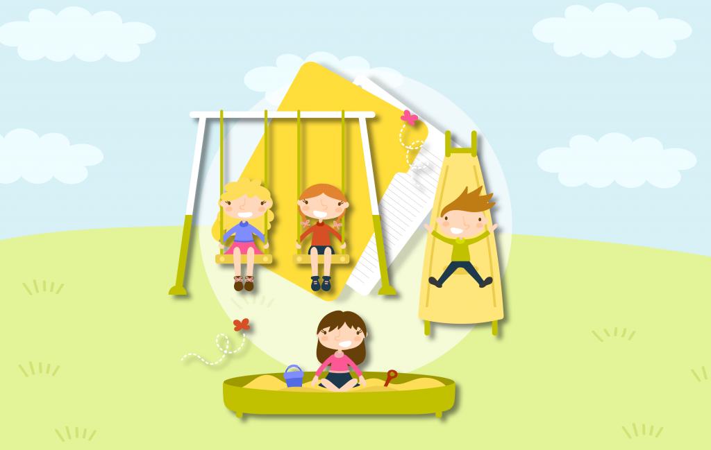 Платная детская площадка – бизнес с получением быстрого дохода