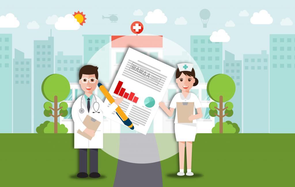 Бизнес-план медицинского центра, как открыть медицинский центр, скачать бесплатно пример