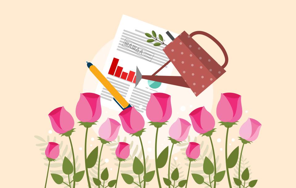 Бизнес-план по выращиванию цветов