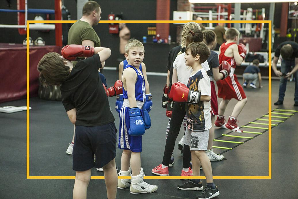 Академия бокса